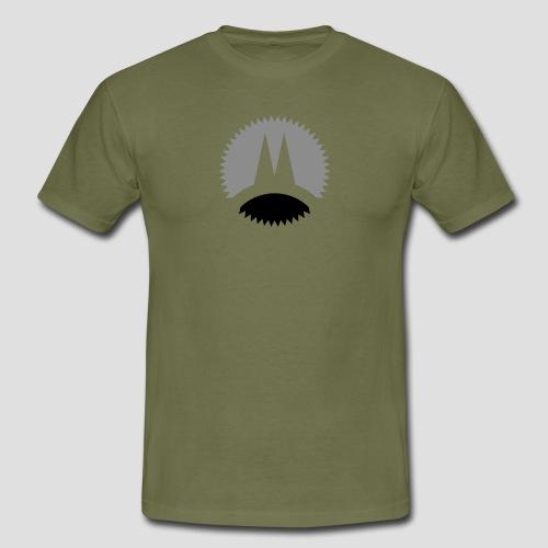 Sommer in Köln - Männer T-Shirt