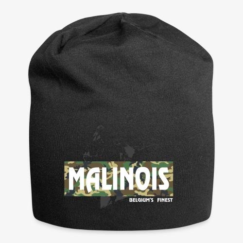 Malinois Camouflage Hoodie - Jersey-Beanie