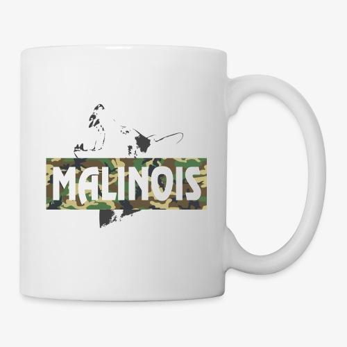 Malinois Camouflage Hoodie - Tasse