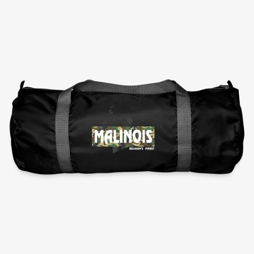 Malinois Camouflage Hoodie - Sporttasche