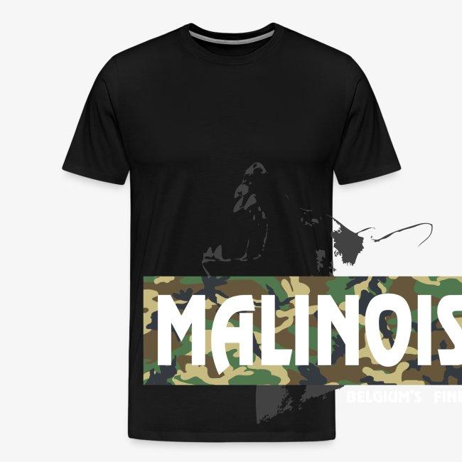 Malinois Camouflage Hoodie