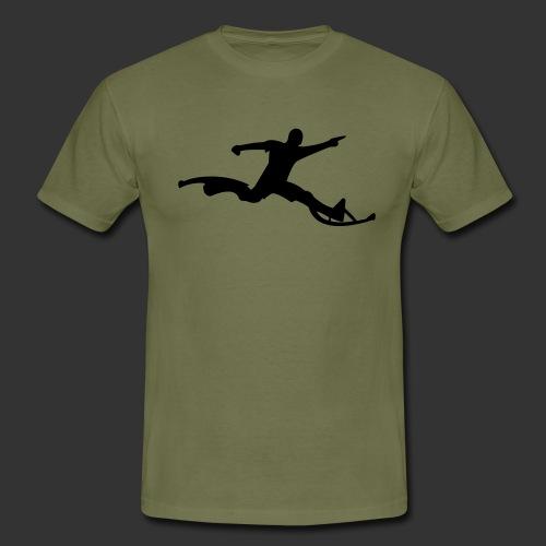 Powerriser - Männer T-Shirt