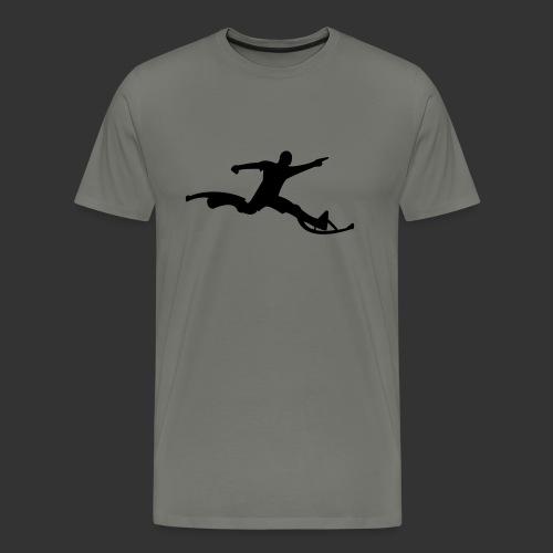 Powerriser - Männer Premium T-Shirt