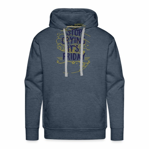 It´s Friday - Männer Premium Hoodie