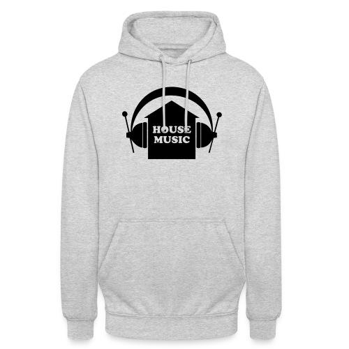 House music - Unisex Hoodie