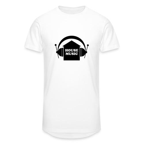 House music - Männer Urban Longshirt