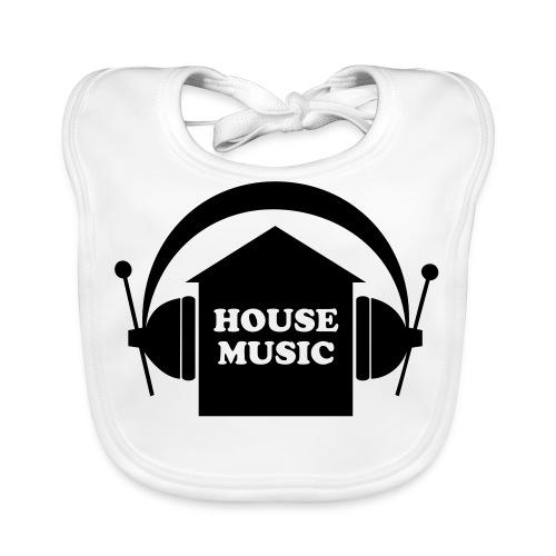 House music - Baby Bio-Lätzchen