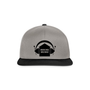 House music - Snapback Cap