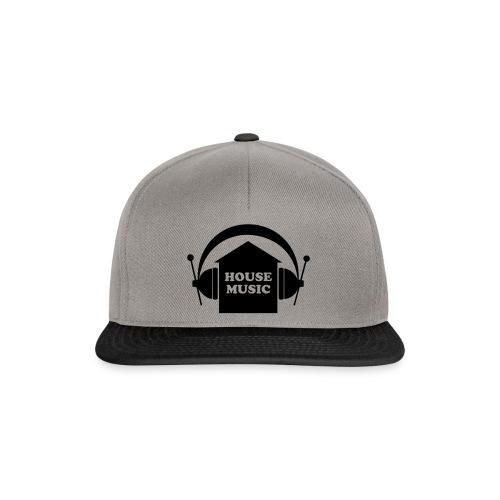 House music - Snapback Cap