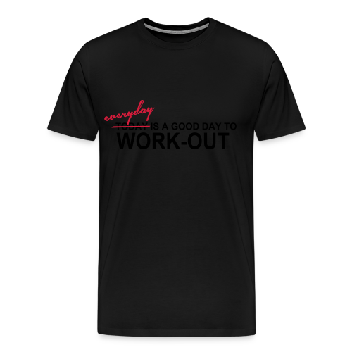 Everyday is a good Day - Männer Premium T-Shirt
