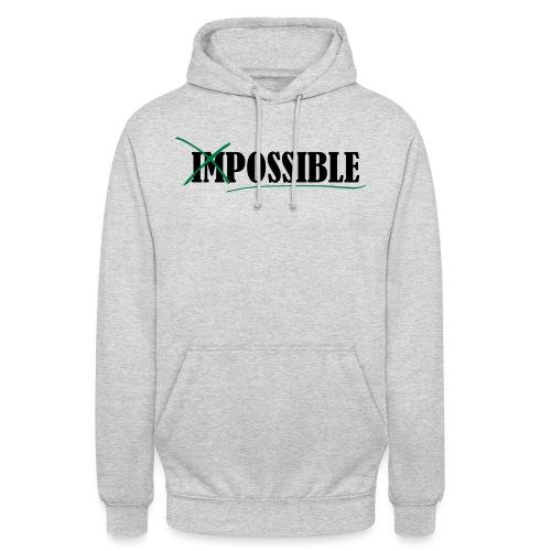 Im_Possible - Unisex Hoodie