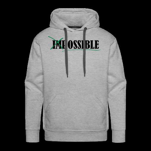 Im_Possible - Männer Premium Hoodie