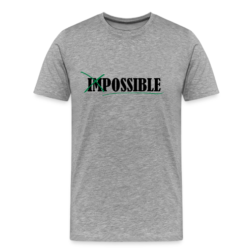 Im_Possible - Männer Premium T-Shirt