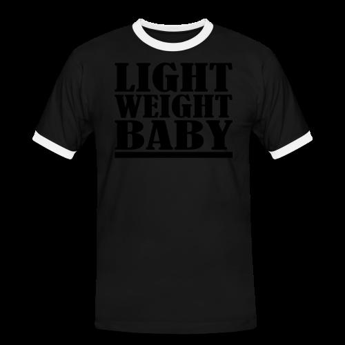 Light Weight Baby - Männer Kontrast-T-Shirt