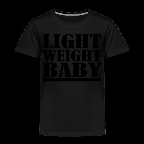 Light Weight Baby - Kinder Premium T-Shirt