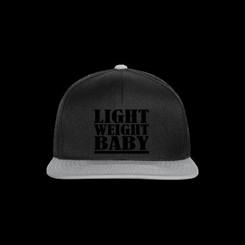 Light Weight Baby - Snapback Cap
