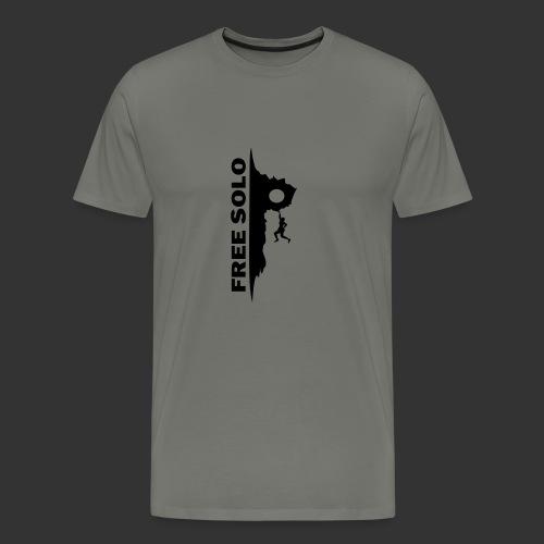 Free Solo - Männer Premium T-Shirt