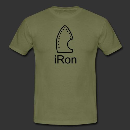 iRon - Männer T-Shirt