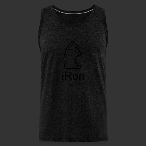 iRon - Männer Premium Tank Top