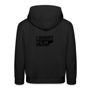 I SHOOT FILM - Kinder Premium Hoodie