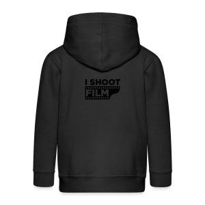 I SHOOT FILM - Kinder Premium Kapuzenjacke