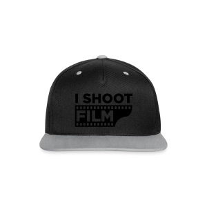 I SHOOT FILM - Kontrast Snapback Cap