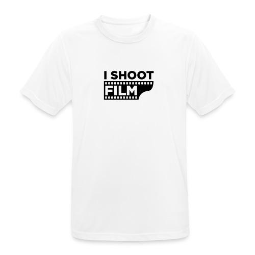 I SHOOT FILM - Männer T-Shirt atmungsaktiv