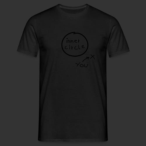 Inner Circle - Männer T-Shirt
