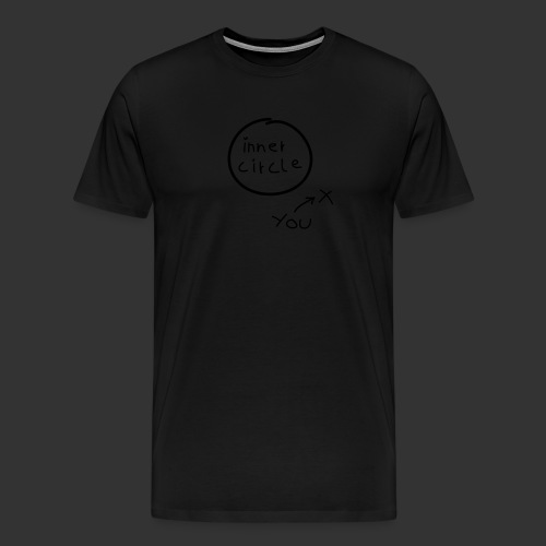 Inner Circle - Männer Premium T-Shirt