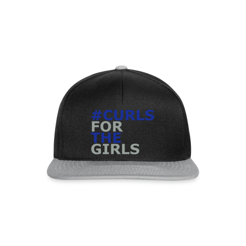 Curls for The Girls - Snapback Cap