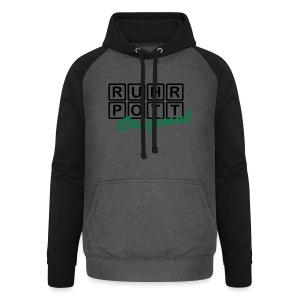 Ruhrpott Original - T-Shirt - Unisex Baseball Hoodie