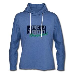 Ruhrpott Original - T-Shirt - Leichtes Kapuzensweatshirt Unisex