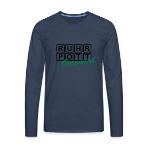 Ruhrpott Original - T-Shirt - Männer Premium Langarmshirt