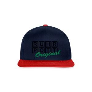Ruhrpott Original - T-Shirt - Snapback Cap