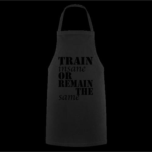 Train Insane - Kochschürze