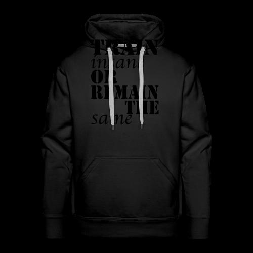 Train Insane - Männer Premium Hoodie