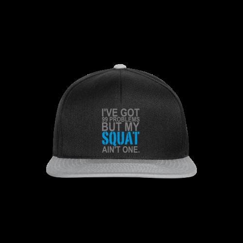 99 Squat Problems - Snapback Cap
