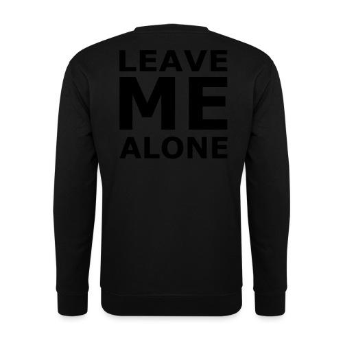 Leave Me Alone - Männer Pullover