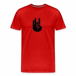 JDM Hand 2 1c - Männer Premium T-Shirt