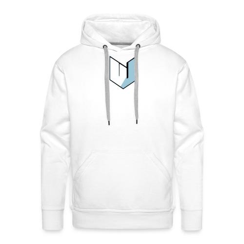 T-SHIRT W - Sweat-shirt à capuche Premium pour hommes
