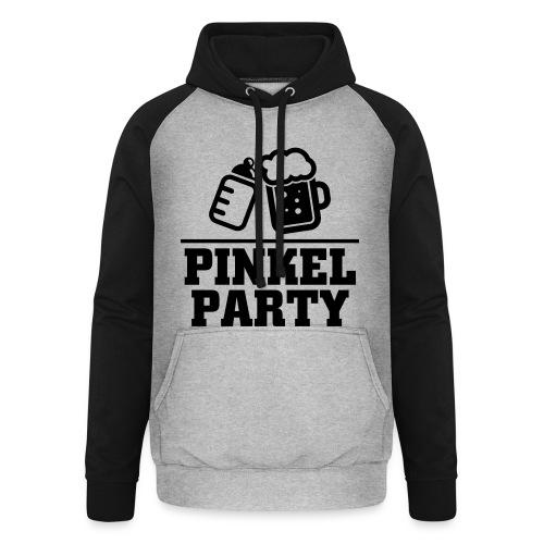 Pinkel Party T-Shirts - Unisex Baseball Hoodie