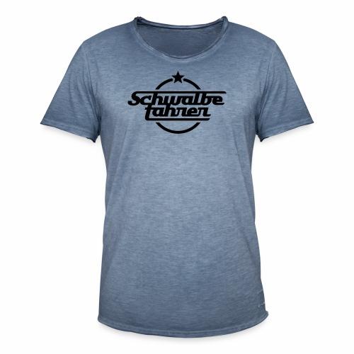 Schwalbefahrer - Men's Vintage T-Shirt
