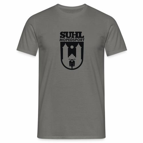 Suhl Mopedsport Schwalbe Logo
