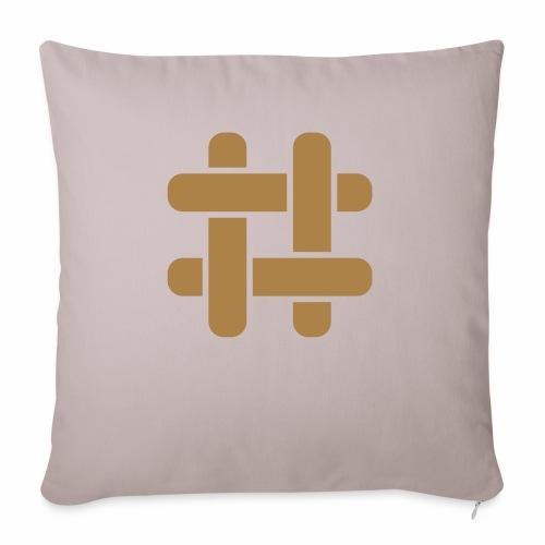 Briar T-Shirt (Male) - Sofa pillowcase 17,3'' x 17,3'' (45 x 45 cm)