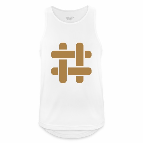 Briar T-Shirt (Male) - Men's Breathable Tank Top