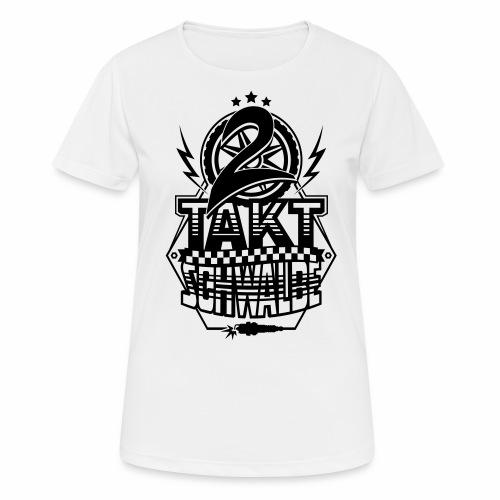 2-Takt-Schwalbe / Zweitaktschwalbe - Women's Breathable T-Shirt