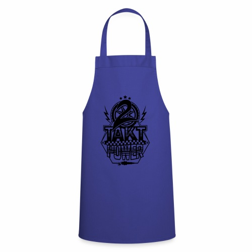 2-Takt-Power / Zweitakt Power - Cooking Apron