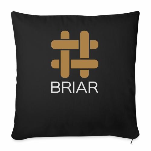 Briar Slim Fit (Male) - Sofa pillowcase 17,3'' x 17,3'' (45 x 45 cm)