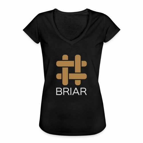 Briar Slim Fit (Male) - Women's Vintage T-Shirt