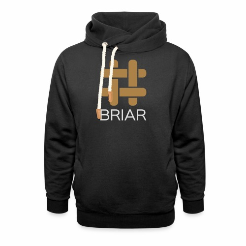 Briar Slim Fit (Male) - Shawl Collar Hoodie